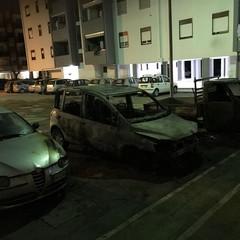 auto fiamme