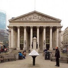 Complesso Royal Exchange Londra