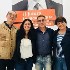 Paolo Loizzo con assessori