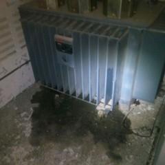 Tentato furto alla cabina dell'Enel, cavi tagliati ed impianto manomesso