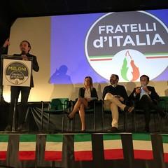 Fratelli d'Italia presenta i candidati alla Camera e al Senato