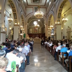 Senso di condivisione e partecipazione religiosa le parole d'ordine della seconda giornata della festività