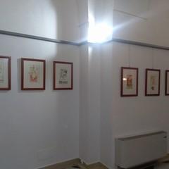 Vito Matera e il suo estro geniale in mostra presso lo Sporting Club