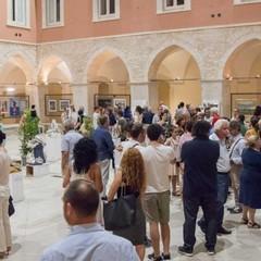 Inaugurazione mostra Verdelocco foto Roberto Ferrante