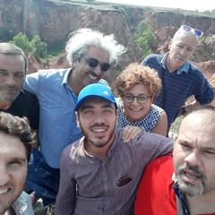 La scoperta della Cava di Bauxite
