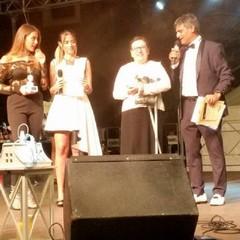 L'artista coratina Apollonia Saragaglia premiata ed espone al Maschio Angioino