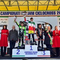 Team Eurobike Ivan Carrer podio