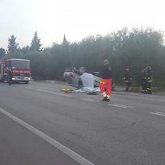 Tragico incidente sulla Corato-Trani, morto un coratino