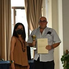 Felice Soldano premiato a Castrovillari