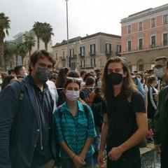 Delegazione studenti a Bari