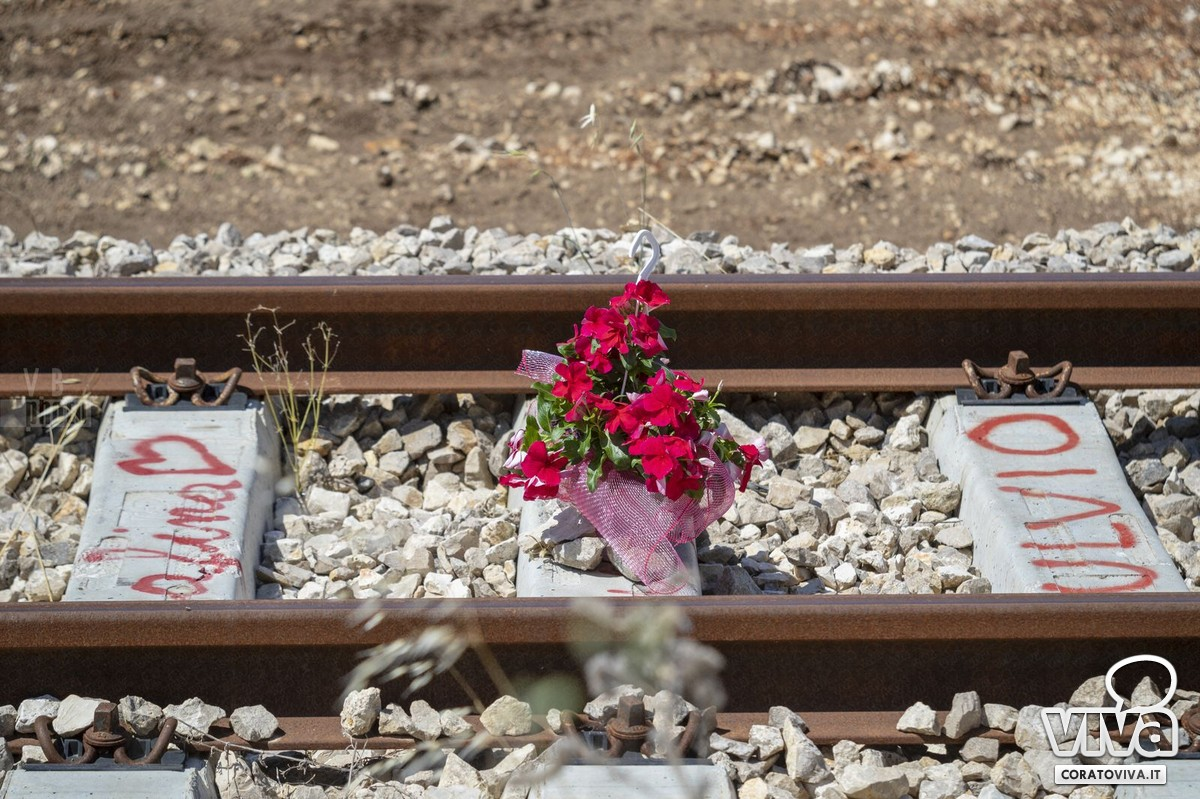 In memoria del disastro ferroviario