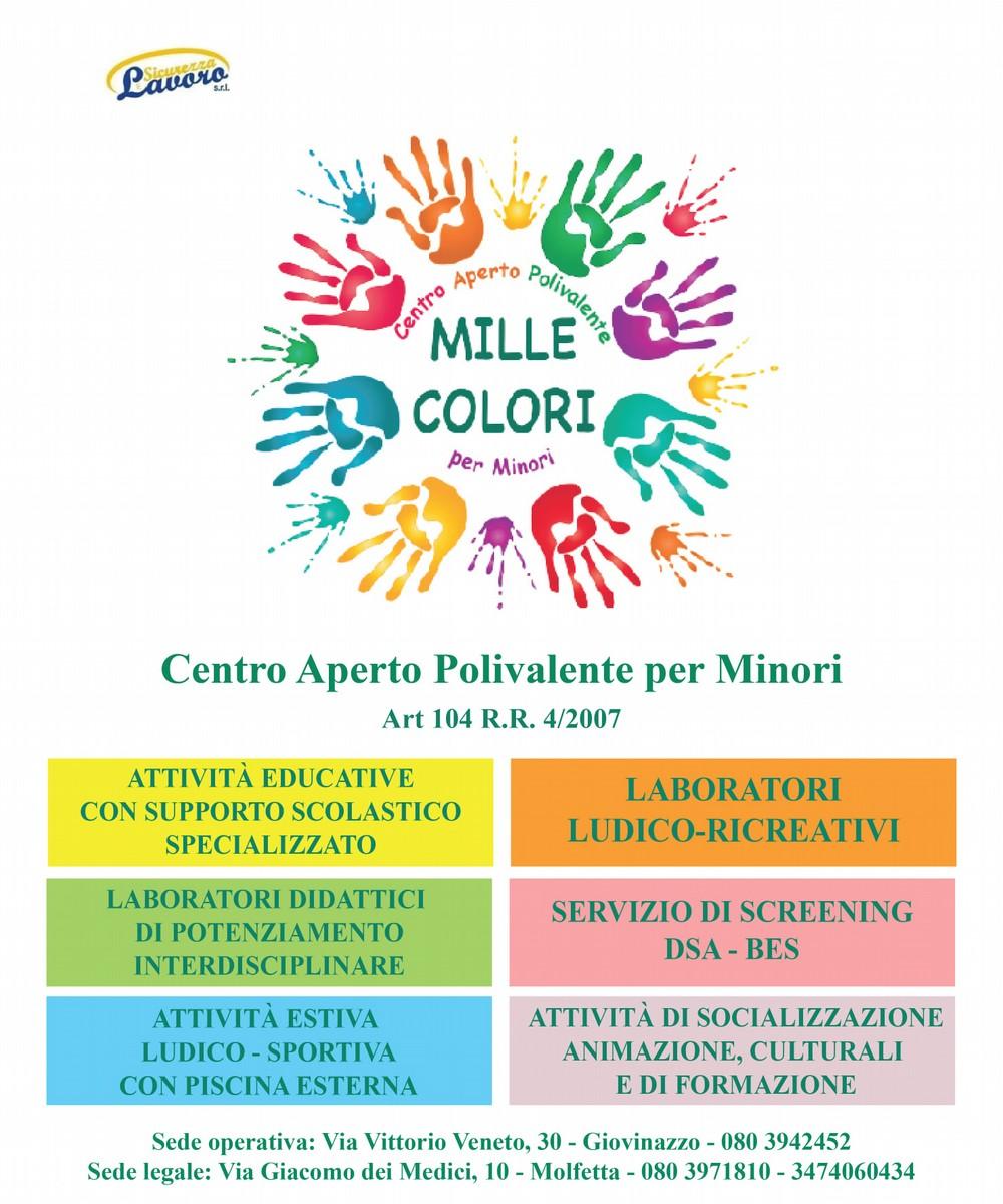 locandina mille colori