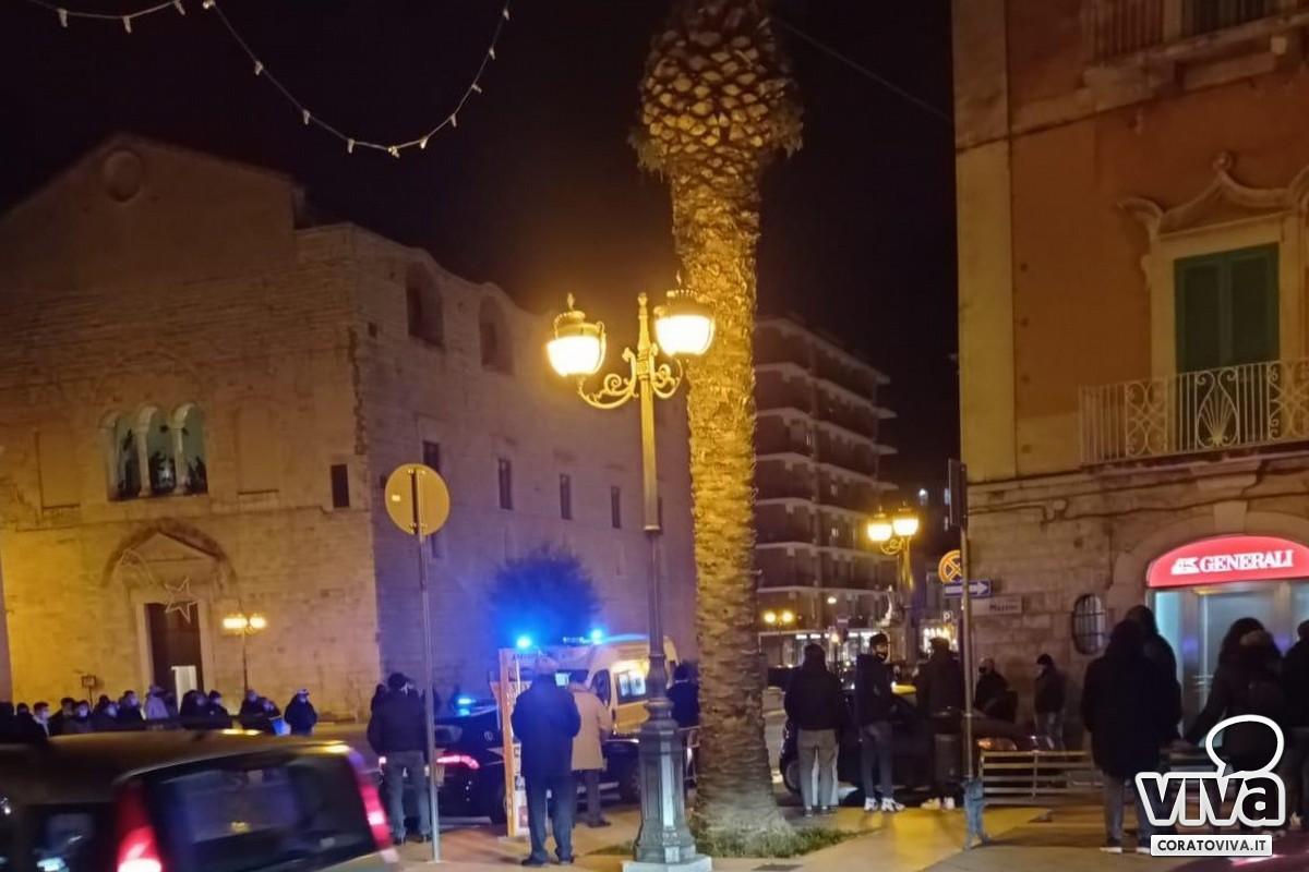 Incidente Piazza Cesare Battisti
