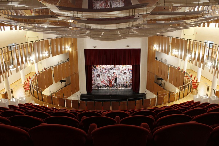 Vincenzo Mascoli - Teatro Comunale
