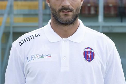 Alberto Rescio. <span>Foto SSD Casarano Calcio</span>
