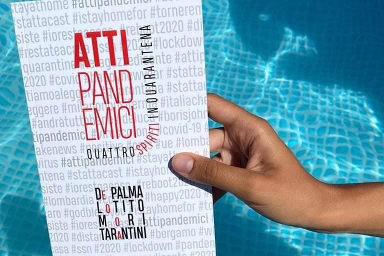 Libro Atti pandemici