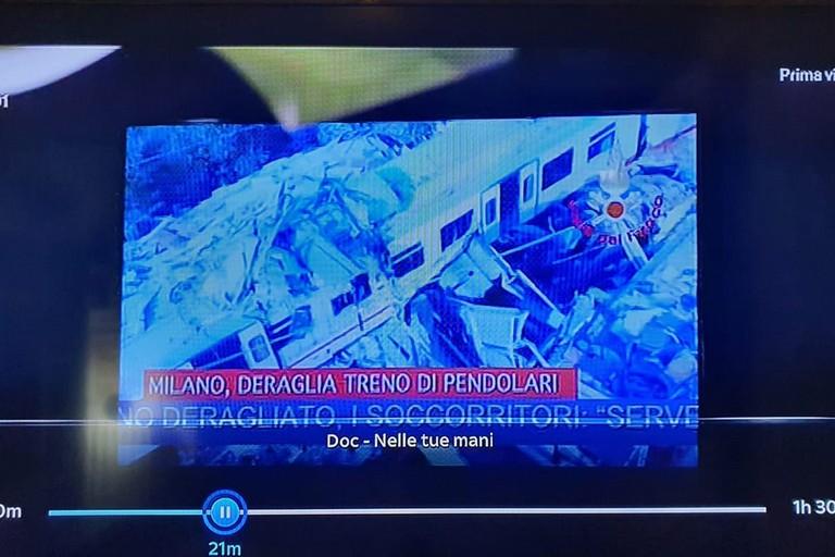 Fiction - Disastro Ferroviario