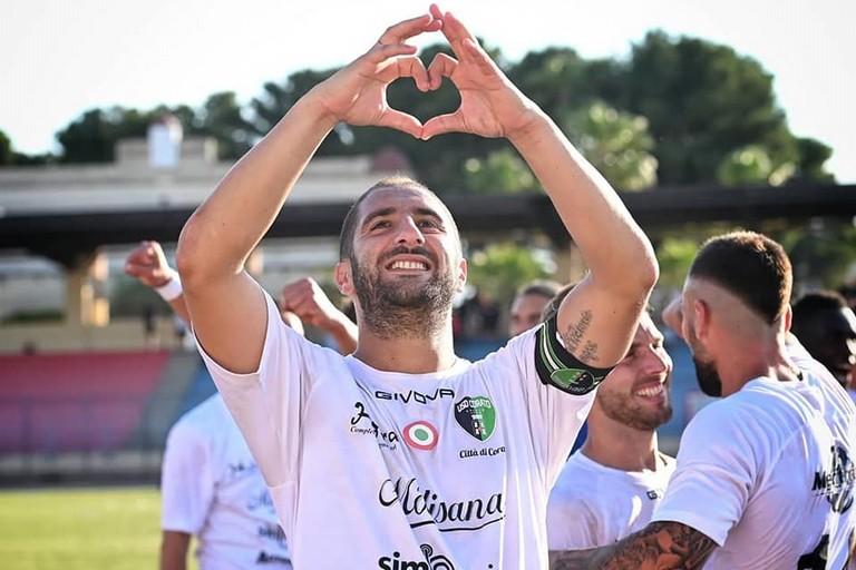 Corato Calcio vince semifinale. <span>Foto Vincenzo De Leonardis</span>