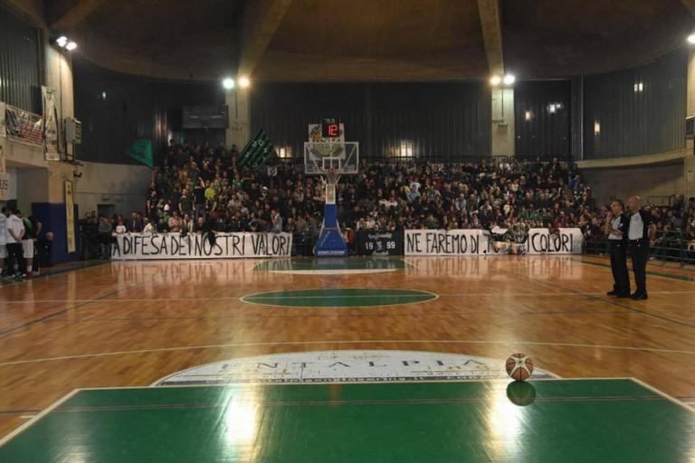 Basket Corato in C: c'è la ratifica della Federazione italiana pallacanestro