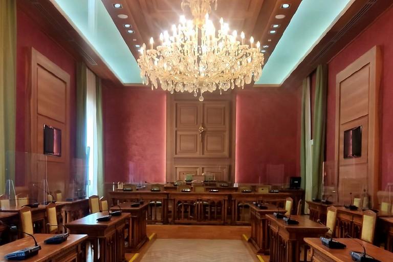 Sala Consiliare Comune di Corato