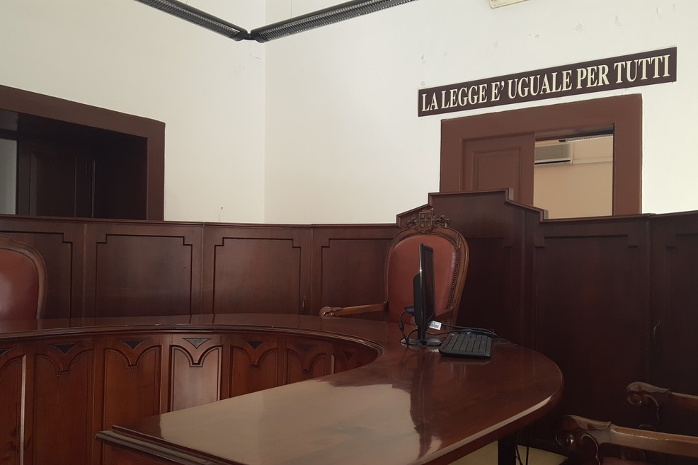 Nuovo Ufficio Giudice Di Pace : Corato: riapre lufficio del giudice di pace: «presidio di legalità