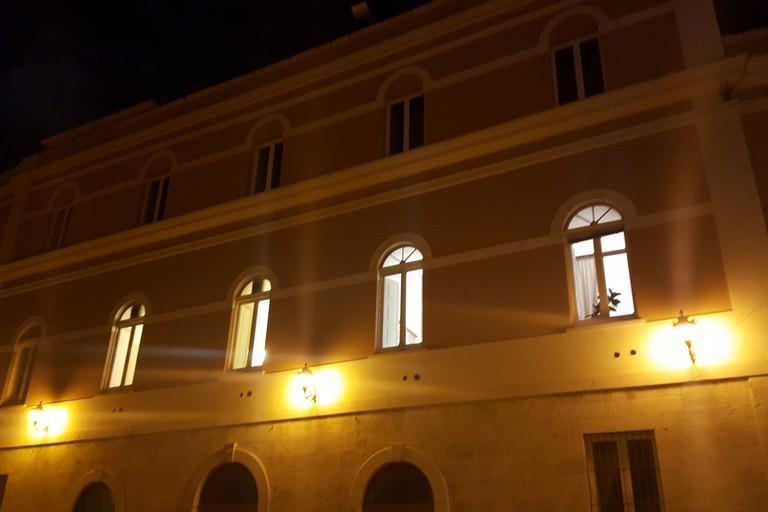 Comune di Corato - Palazzo di Città. <span>Foto Giuseppe Di Bisceglie</span>