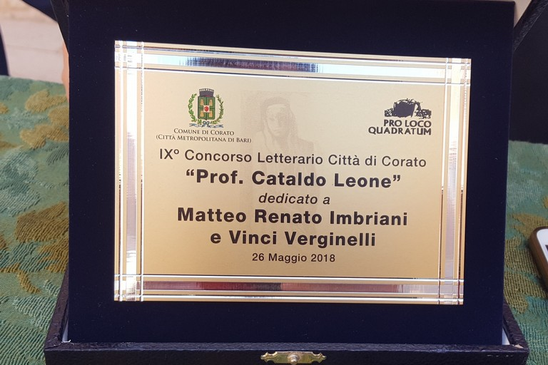 Premio Cataldo Leone