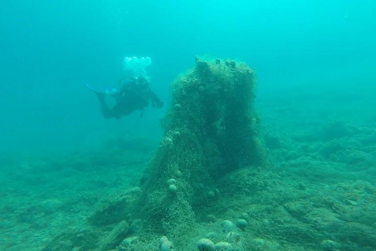 Sub. <span>Foto Legambiente Polignano a Mare</span>