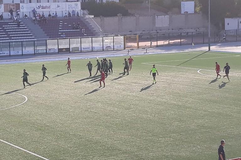 Corato Calcio Vs Borgorosso Molfetta. <span>Foto USD Corato Calcio</span>