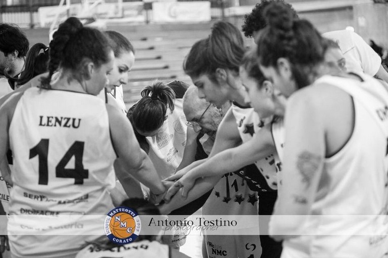 NMC, Final Four serie C femminile: si parte domani sera al Palalosito