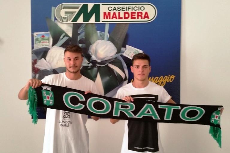 Triplo affondo del Corato Calcio: presi Albano, Cormio e Di Molfetta