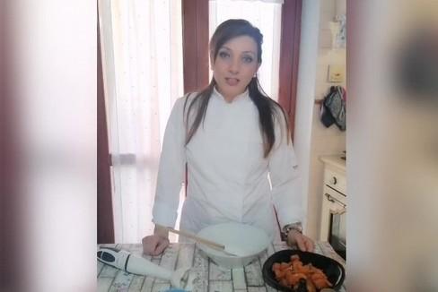 Angela #iorestoacasaecucino