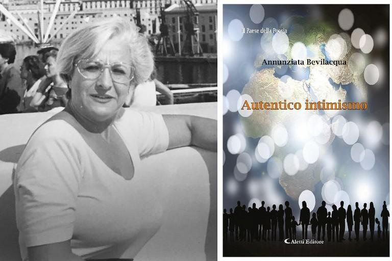 L'attrice coratina Annunziata Bevilacqua al prestigioso festival
