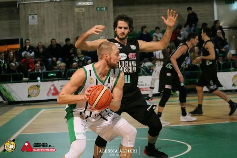 Antropos - Corato Basket