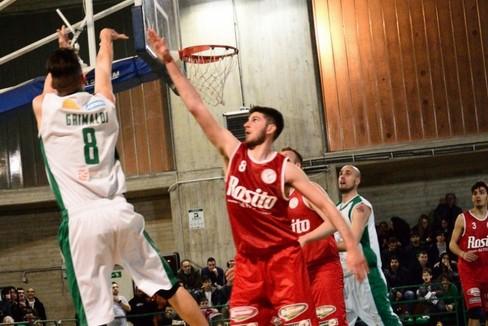 As Basket Corato vs Barletta x