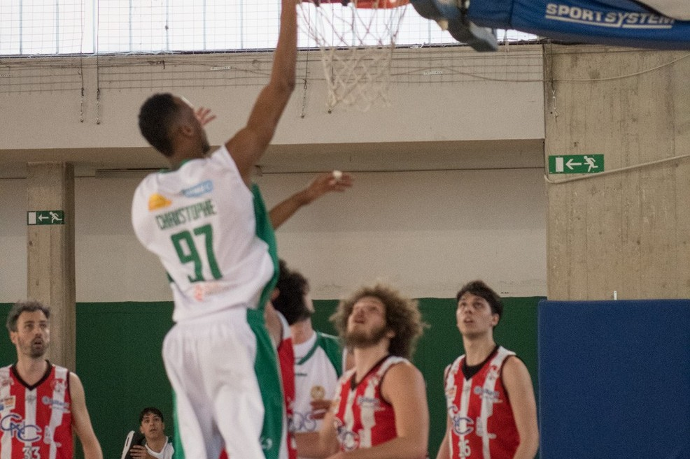 As Basket Corato vs Pall Molfeta