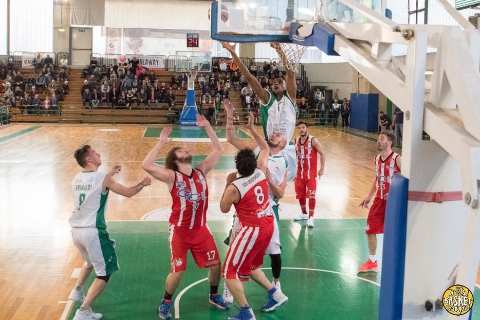 As Basket Corato vs Pall Molfeta x