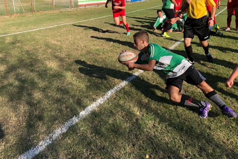 ASD Rugby Corato vs Rugby Rende