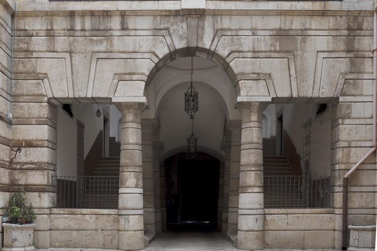 Atrio Monumentale Palazzo Gioia