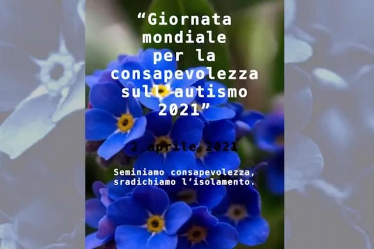 Giornata mondiale dell'autismo, un fiocco blu sui taxi di Genova