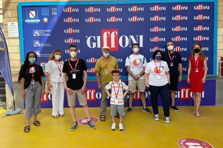 Apulia Web Fest ospite al Giffoni Film Festival. <span>Foto Sabato Scarpa</span>