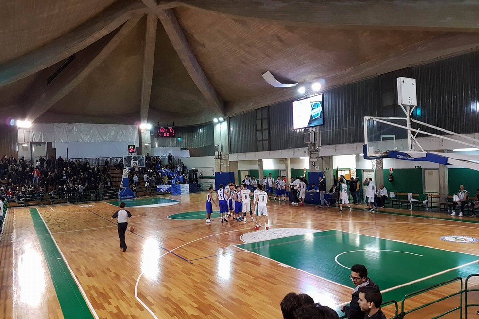 Basket Corato. <span>Foto Doriana Maldera</span>