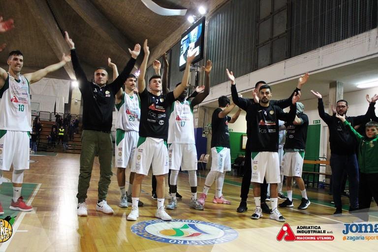 Basket Corato. <span>Foto Alessia Pizzichillo</span>