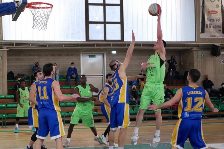 Basket Corato 2020 -2021