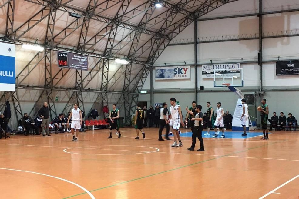 Basket Corato Angiulli Bari
