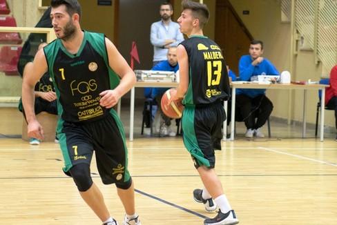 Basket Corato Cus Foggia