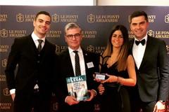 """""""Le Fonti Awards 2019"""", protagonista lo Studio Legale Stolfa Volpe di Corato"""