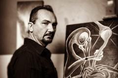 «Buon compleanno Nicolas Vangi!», in una mostra luce ed essenza del compianto artista