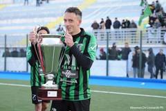 Corato Calcio, Matteo Camasta confermato in difesa