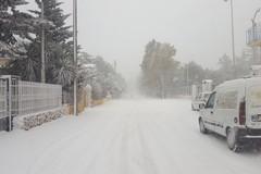 Emergenza neve, il racconto dei volontari